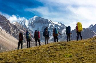 Кыргызстан привлекает туристов